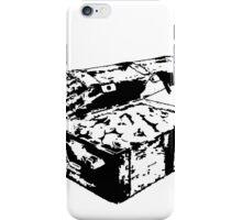 PIRATE TREASURE CHEST iPhone Case/Skin