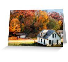 Autumn's Glory Greeting Card