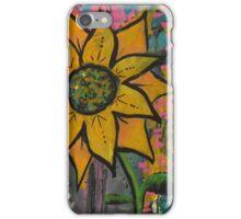 Sunflower Jungle iPhone Case/Skin