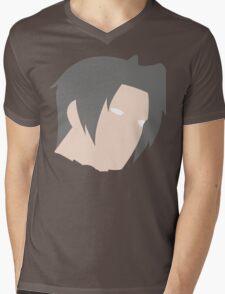 Miles Edgeworth Mens V-Neck T-Shirt