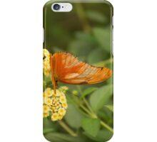 Julia Butterfly on Flower iPhone Case/Skin