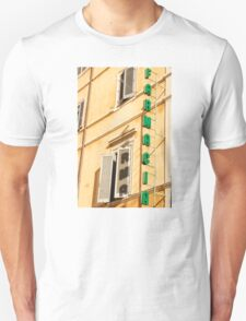 The colours of Rome Unisex T-Shirt