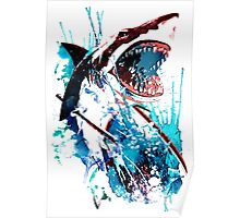 Samurai Shark Poster