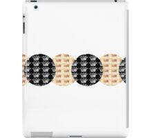 Circle Crown Pattern iPad Case/Skin