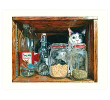 Still-life with Mojo Art Print