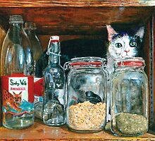 Still-life with Mojo by siardica