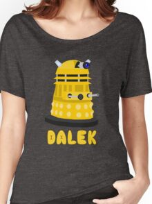 D is for Dalek Women's Relaxed Fit T-Shirt
