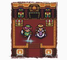 Zelda Sanctuary Kids Tee