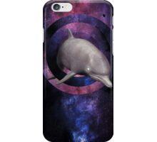 Cosmic Dolphin - Galactic Odontoceti iPhone Case/Skin