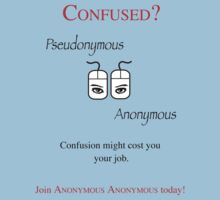 Join Anonymous Anonymous Today by BlackBobs