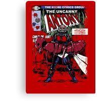 The Uncanny Antony Canvas Print