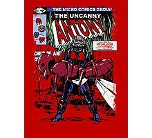 The Uncanny Antony Photographic Print