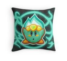 Kirby Plasma Throw Pillow