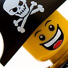 Lego smiles by Kevin  Poulton - aka 'Sad Old Biker'