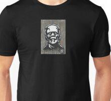 frankenstein painting Unisex T-Shirt