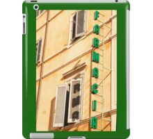 The colours of Rome iPad Case/Skin