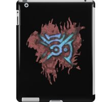 Mark Of The Outsider iPad Case/Skin