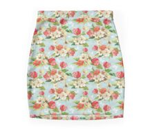 Spring Blossom Mini Skirt