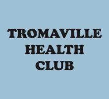 Tromaville Health Club by evanmayer