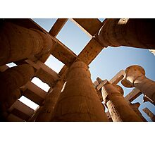 Edfu temple Photographic Print