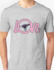 Race girl love Unisex T-Shirt