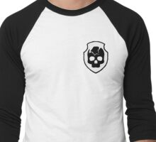 S.T.A.L.K.E.R. Bandit Badge Men's Baseball ¾ T-Shirt