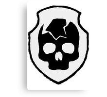 S.T.A.L.K.E.R. Bandit Badge Canvas Print