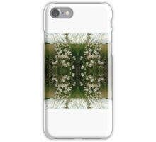 Upended Piece of Meadow and Sky iPhone Case/Skin