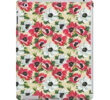 Antique Floral iPad Case/Skin