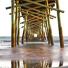 Outer Banks Fishing Pier by NCBobD