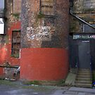 Glasgow - No Parking by Jean-Luc Rollier