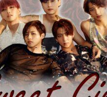 B1A4 Sweet Girl Sticker