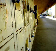 Walking Down the Halls of School by sabrinachic44