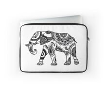 Patterned Elephant Laptop Sleeve