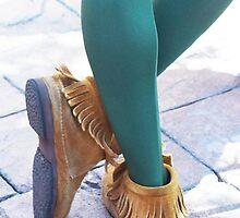 Peter Pan's Kicks by humansofdisney