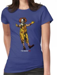 Lovin' IT. Womens Fitted T-Shirt