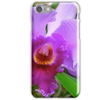 Cattleya Orchid iPhone Case/Skin