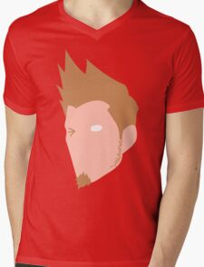 Larry Butz Mens V-Neck T-Shirt