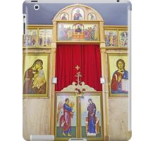 Icons on the Templon of Russian Orthodox Cathedral, Kodiak iPad Case/Skin