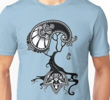 Paisley Tree Graphic Tees and Stickers Unisex T-Shirt
