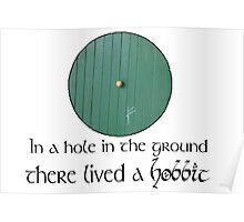 In a Hole in the Ground... Poster