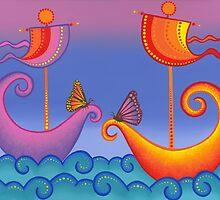 Soul ship union by Elspeth McLean