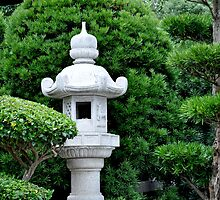 Ancient Asian Lantern by hmx23