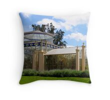 Adelaide Botanical Gardens Throw Pillow