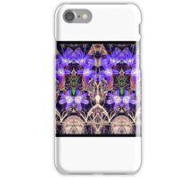 Crocus Symmetry  iPhone Case/Skin