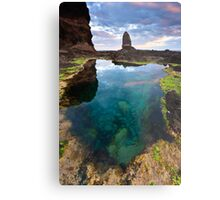 Pulpit Pool Metal Print