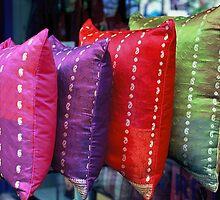 Bali cushions by donnz