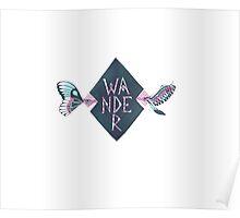 Wander Poster