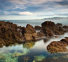 Rock Pool Moods by Michael Howard