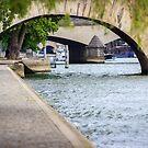 Arches on the river Seine by Nishant Kuchekar
